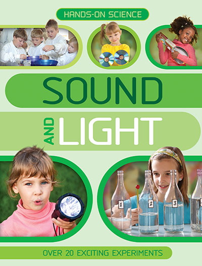 Hands-On Science: Sound and Light - Jacket