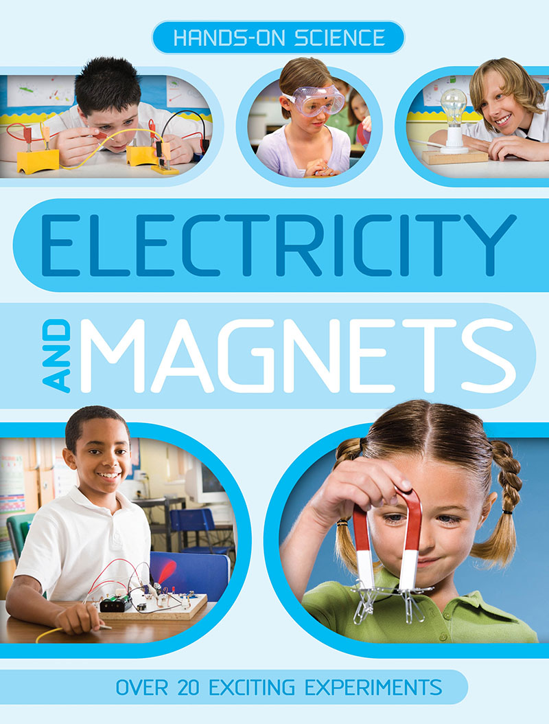Hands-On Science: Electricity and Magnets - Jacket
