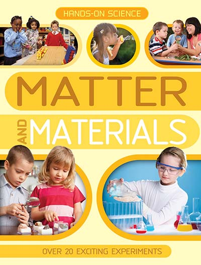 Hands-On Science: Matter and Materials - Jacket