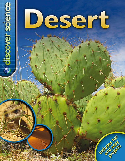 Discover Science: Deserts - Jacket