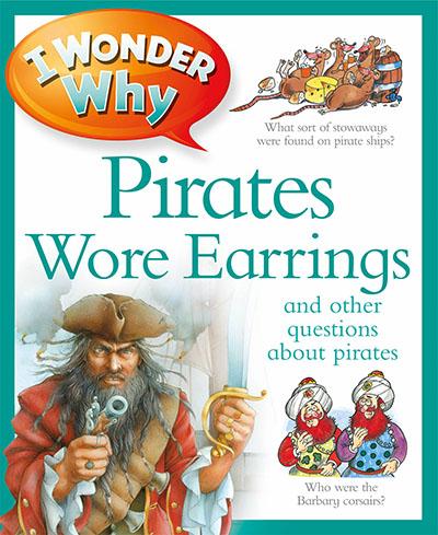 I Wonder Why Pirates Wore Earrings - Jacket