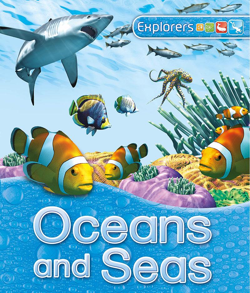 Explorers: Oceans and Seas - Jacket