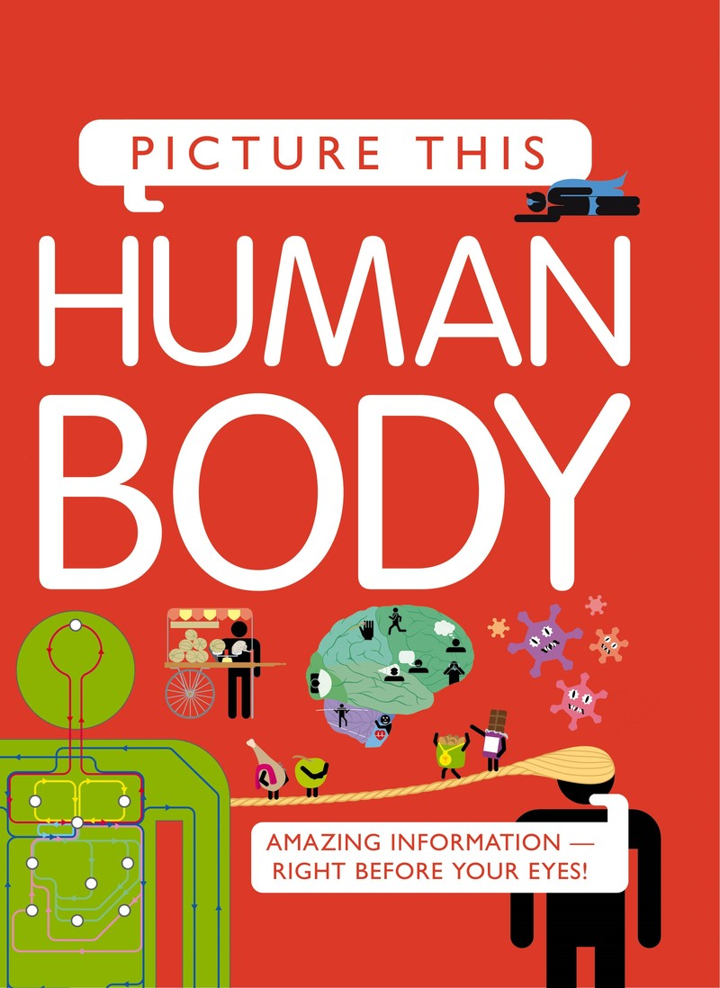 Picture This! Human Body - Jacket