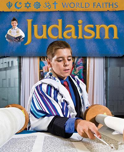 World Faiths: Judaism - Jacket