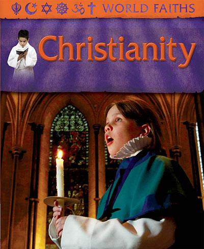 World Faiths: Christianity - Jacket
