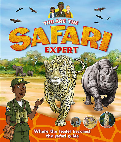 You Are the Safari Expert - Jacket