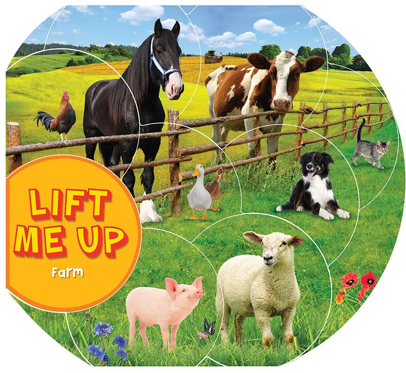 Lift Me Up! Farm - Jacket