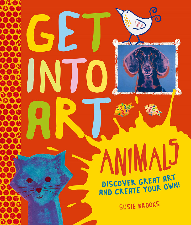 Get Into Art: Animals - Jacket