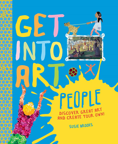 Get Into Art: People - Jacket