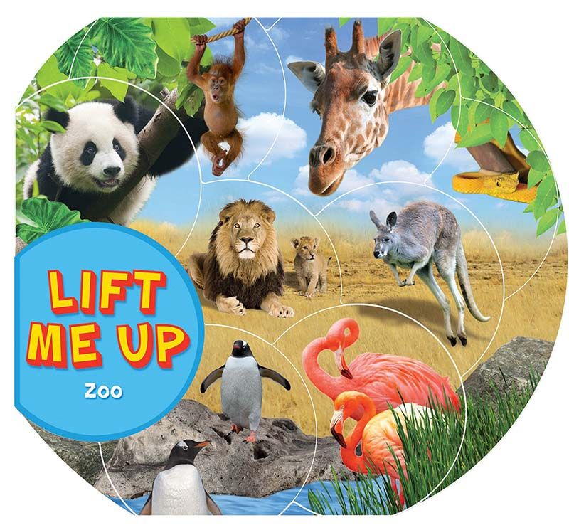 Lift Me Up! Zoo - Jacket