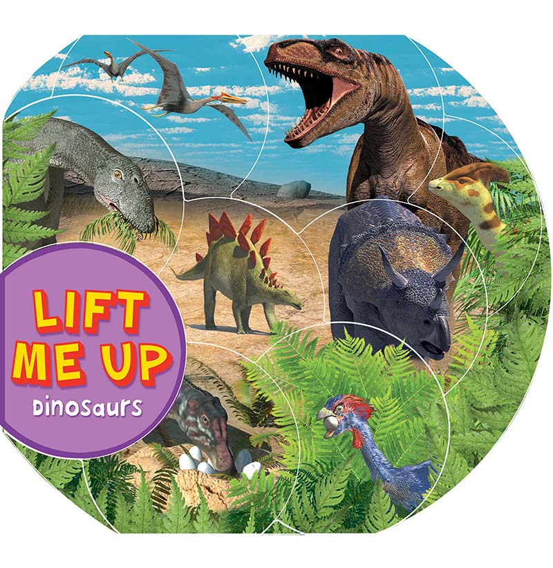Lift Me Up! Dinosaurs - Jacket