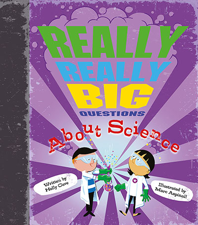 Really Really Big Questions About Science - Jacket