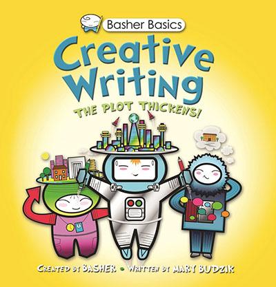 Basher Basics: Creative Writing - Jacket