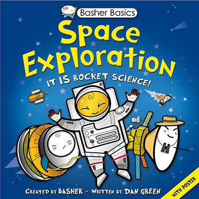 Basher Basics: Space Exploration - Jacket