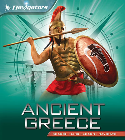 Navigators: Ancient Greece - Jacket