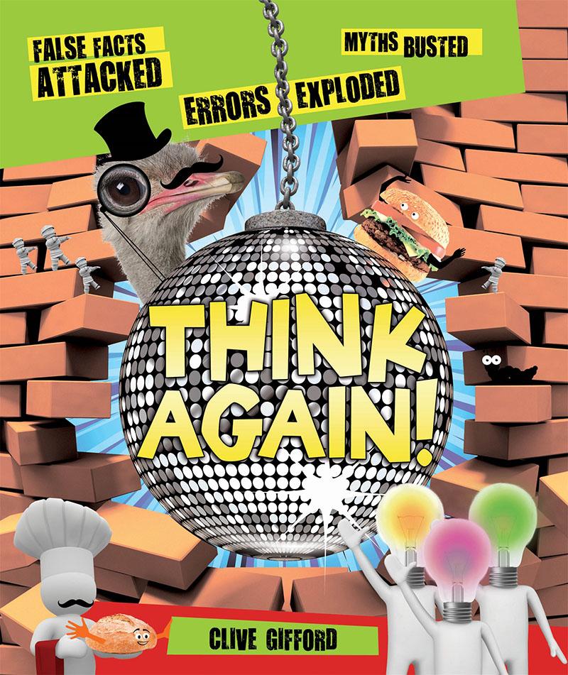 Think Again! - Jacket