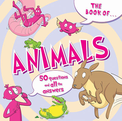 The Book of... Animals - Jacket