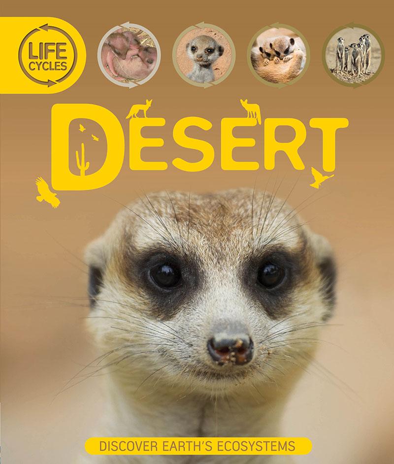Life Cycles: Desert - Jacket