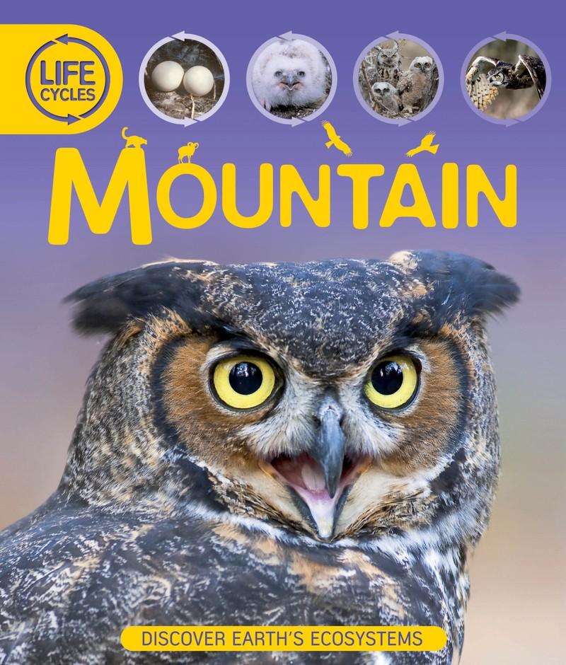 Life Cycles: Mountain - Jacket