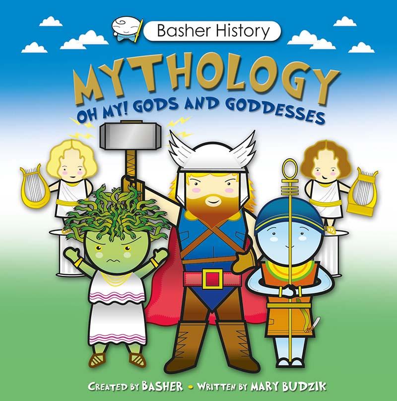 Basher History: Mythology - Jacket