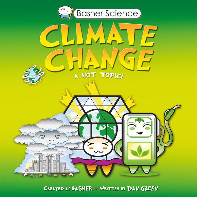 Basher Science: Climate Change - Jacket
