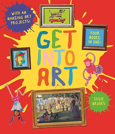 Get Into Art - Jacket