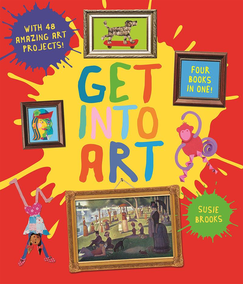 Get Into Art - Jacket