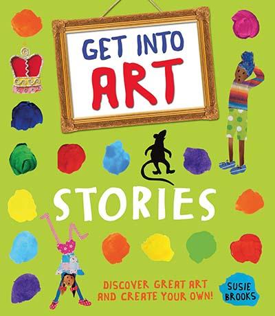 Get Into Art: Stories - Jacket