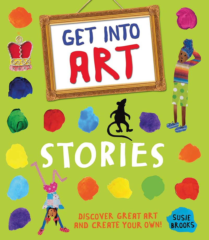 Get Into Art: Stories - Jacket