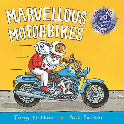 Amazing Machines: Marvellous Motorbikes - Jacket
