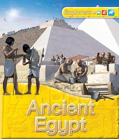 Explorers: Ancient Egypt - Jacket