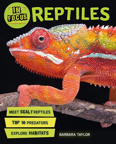 In Focus: Reptiles - Jacket