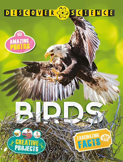 Discover Science: Birds - Jacket