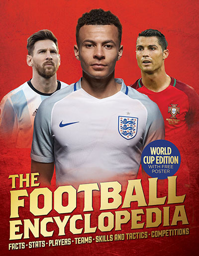 The Football Encyclopedia - Jacket