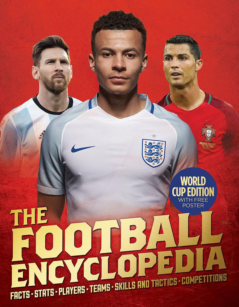The Football Encyclopedia - Jacket