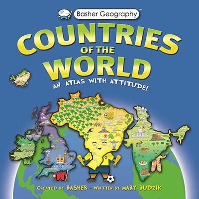 Basher Countries of the World - Jacket