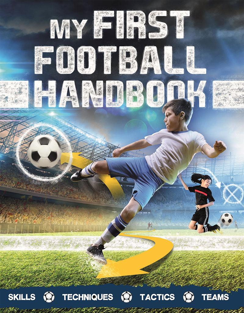 My First Football Handbook - Jacket