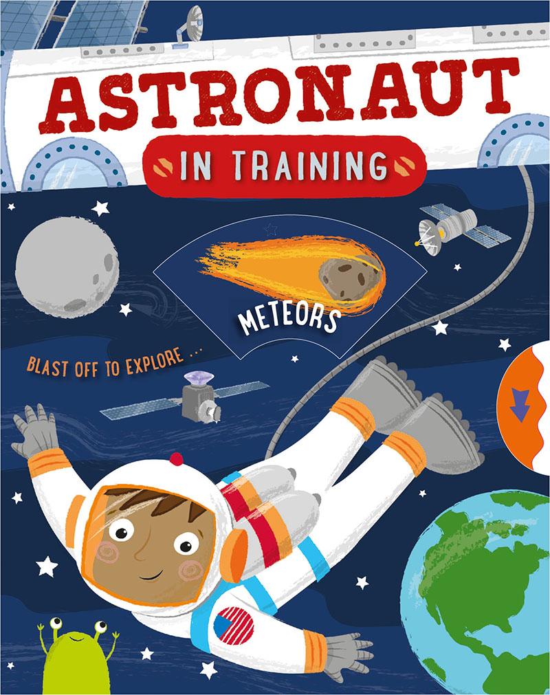 Astronaut in Training - Jacket