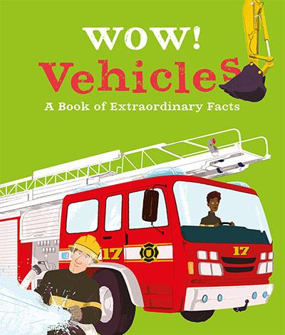 Wow! Vehicles - Jacket
