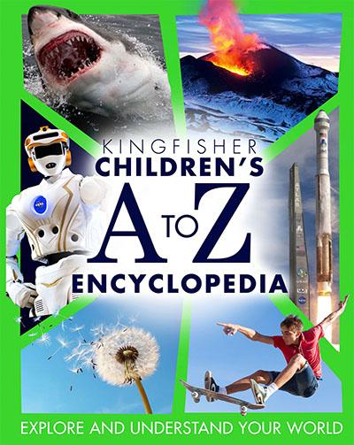 Children's A to Z Encyclopedia - Jacket