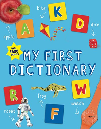 My First Dictionary - Jacket