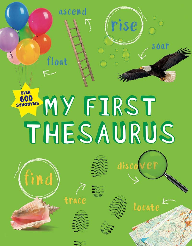 My First Thesaurus - Another Read - Children's Books