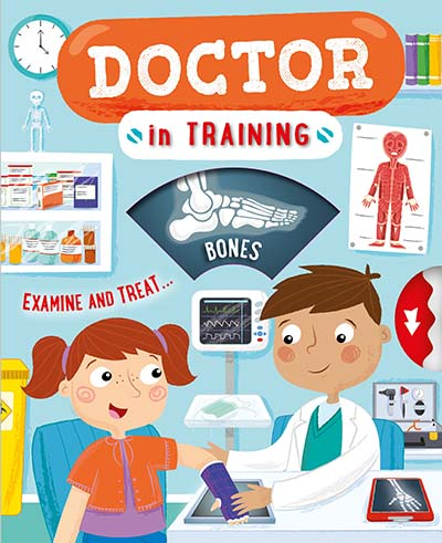 Doctor in Training - Jacket