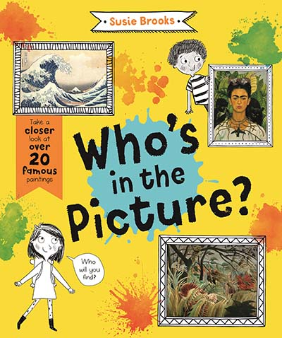 Who's in the Picture? - Jacket