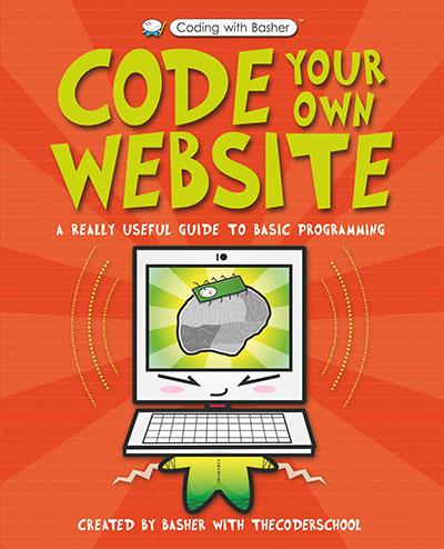 Code Your Own Website - Jacket