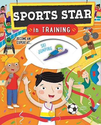Sports Star In Training - Jacket