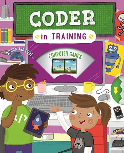 Coder in Training - Jacket