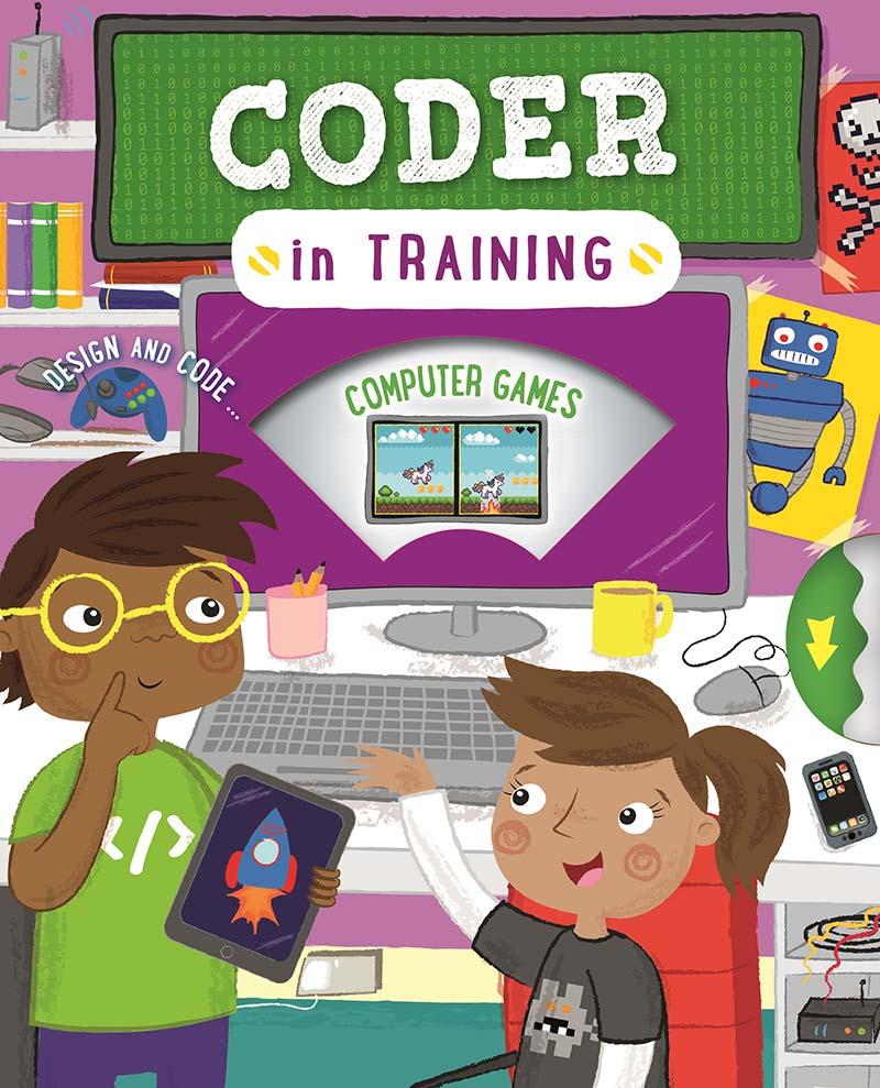 Coder in Training - Jacket