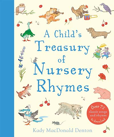 Child's Treasury Of Nursery Rhymes - Jacket