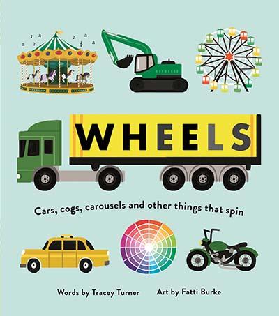 Wheels - Jacket